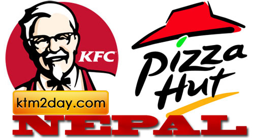 KFC & Pizza Hut opening stores in Nepal