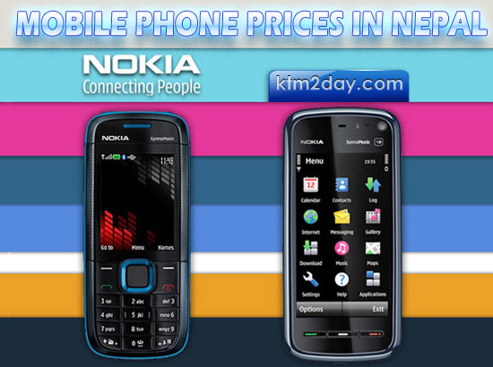 Mobile Phone Prices in Nepal