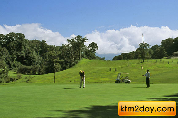 Golf Tourism in Nepal