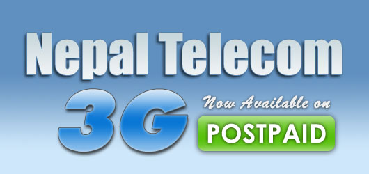 Nepal Telecom's 3G, now available on postpaid