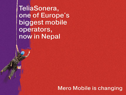 Mobile operators compete fiercely for market share in Nepal