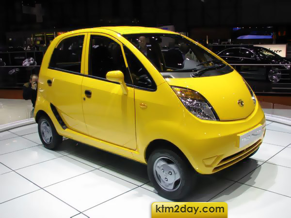 Tata to roll Nano in Nepal soon