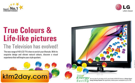 LG launches LH and LF series LCD TVs in Nepal