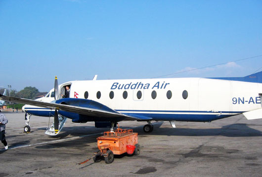 Buddha Air and Air Dynamic to start international flights