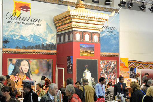 Nepal participates in ITB Fair Berlin