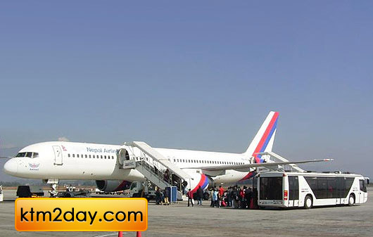 Nepal Airlines readying to purchase six new aircrafts
