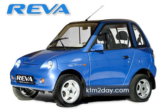 Reva Electric Car Price In Nepal