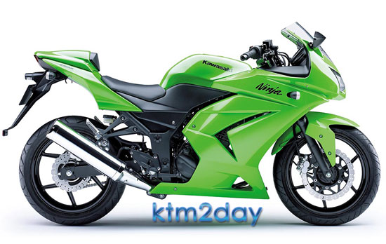 Kawasaki finally launches Ninja 250R in Nepal