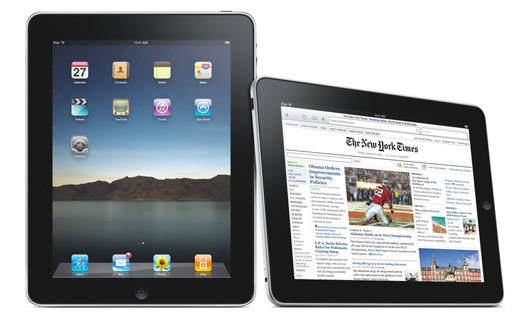 Apple iPad, now available in Nepal