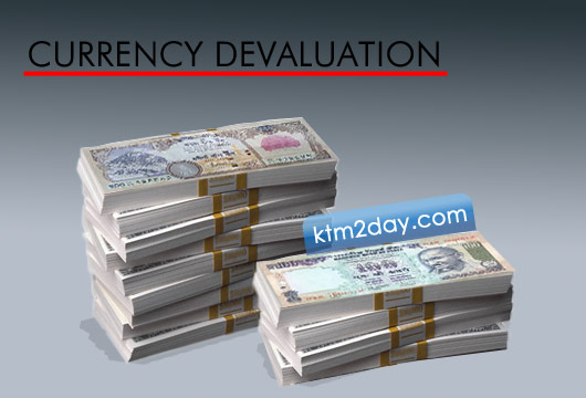 Nepal considers currency devaluation in medium term