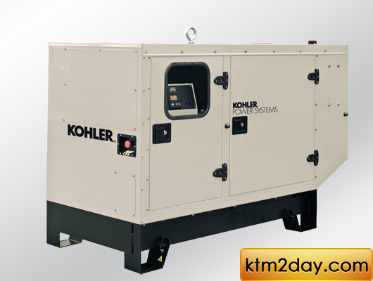 Kohler gernerators launched in Nepal