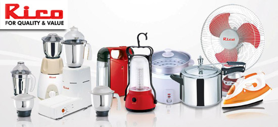 CG brings Rico Home Appliances in Nepali market