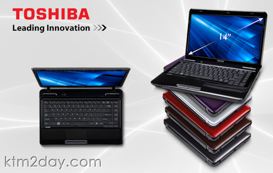 Toshiba to launch revamped Satellite L-series notebooks