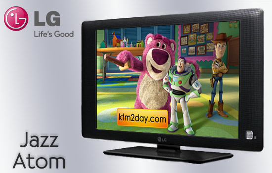 LG launches Jazz 26 inch LCD TV