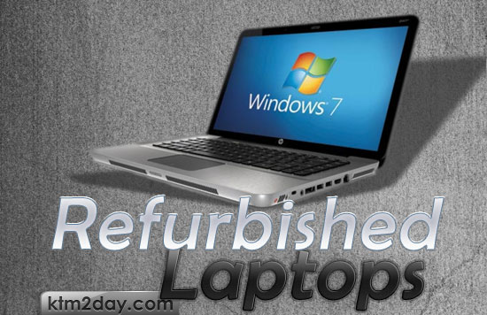 Traders selling refurbished laptops with 'brand new' label