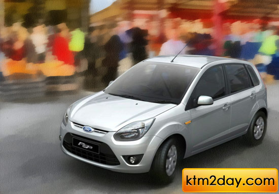 Ford Figo to be launched next week