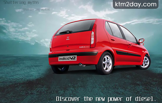 Tata Indica V2 launched in Nepal
