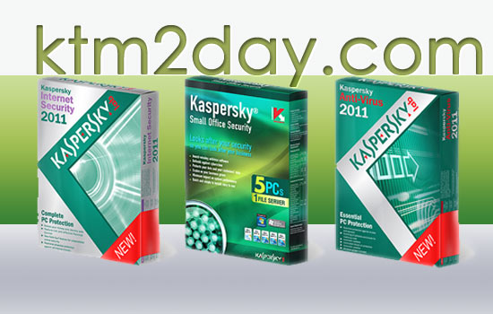 Kaspersky releases new versions of online security suites in Nepal