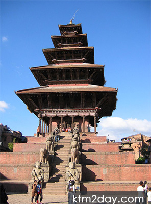 Bhaktapur plans to be top tourist destination
