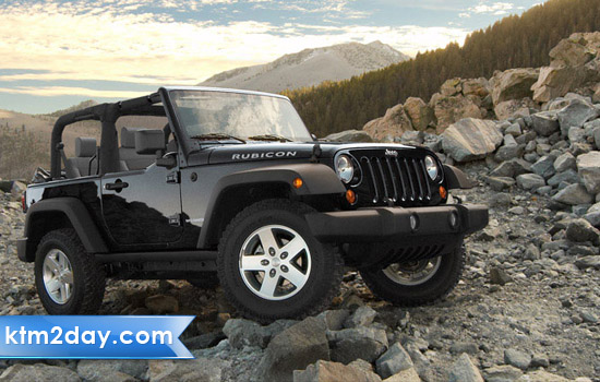 Saakha to bring Chrysler's Jeep Wrangler in Nepal