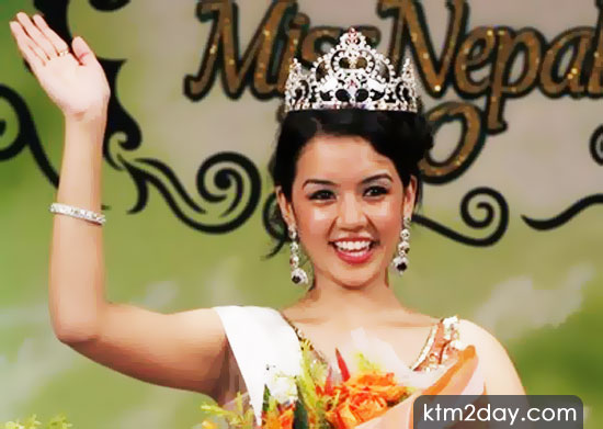 Sadichha Shrestha crowned Miss Nepal 2010