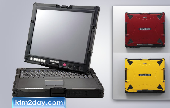NEC launches ShieldPRO N22A rugged laptop in Nepal