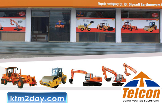 Sipradi opens new outlet for heavy construction equipments