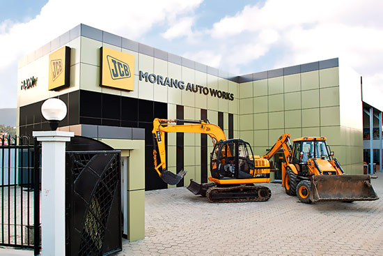 Morang Auto Works opens JCB outlet