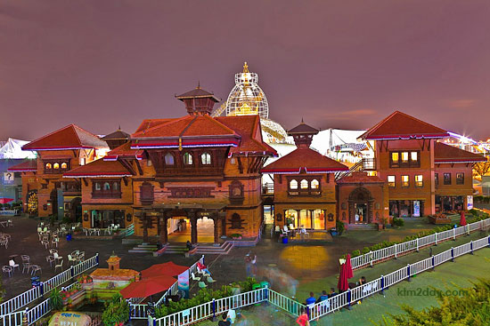 Nepal pavilion wins hearts in Shanghai Expo