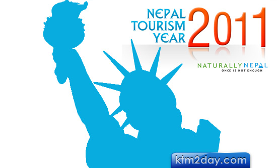 Nepal Tourism Year 2011 promoted in New York