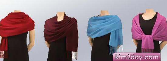 Pashmina brand registered in 38 countries