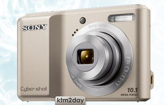 Sony 10.1 megapixel S2000 Digital compact camera Price in Nepal