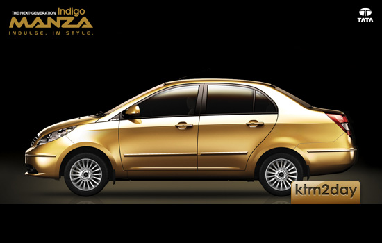 Tata Indigo Manza launched in Nepali market
