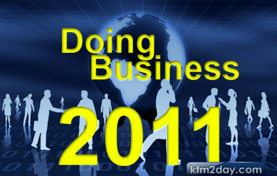 Nepal ranks 116th in the Doing Business 2011 report