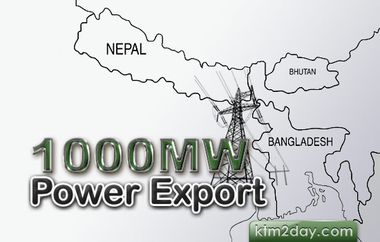 Bangladesh to import 1000 MW Power from Nepal