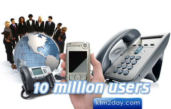 Phone users in Nepal inching close to 10 million mark