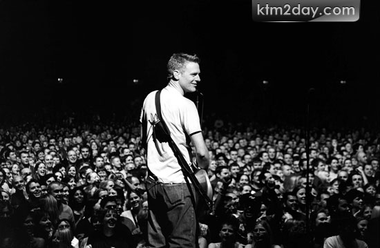 Bryan Adams Concert in Nepal on Feb 19, 2011