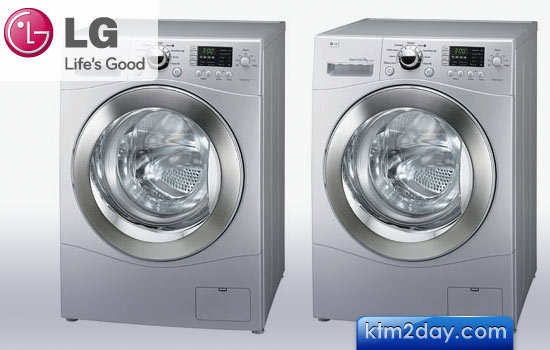 LG Washing Machine F1256QDP Spec. with Price in Nepal