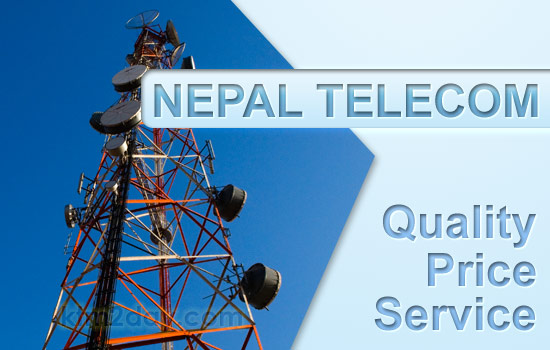 Nepal Telecom urged to focus on quality, price and service