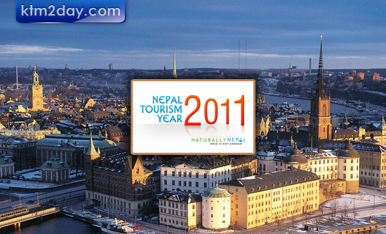 Nepal Tourism Year 2011 promoted in Sweden