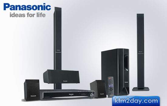Panasonic SC-PT465 Home Theater Price in Nepal