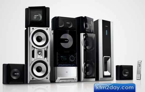 Philips DVD Mini Hi-Fi System FWD876 Price in Nepal