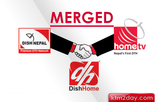 Home TV and Dish Nepal merged