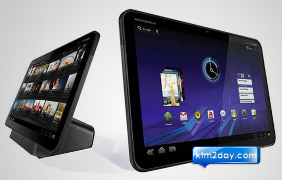 Motorola Xoom tablet crowned best CES gadget
