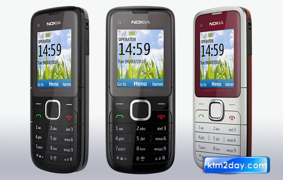 Nokia C1-01 Specs. and Price in Nepal