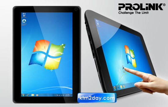 Prolink TW8 Windows Tablet PC launched in Nepali market
