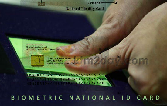 Government to open bid for biometric national ID cards in Nepal