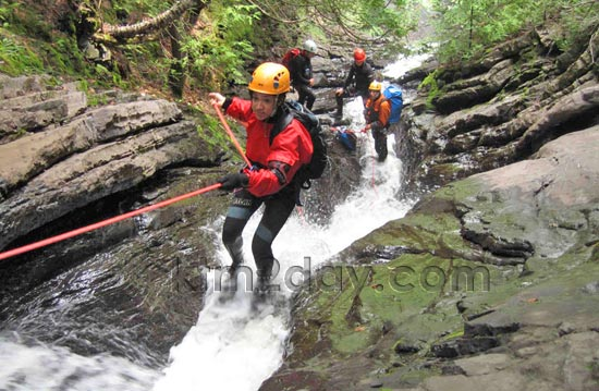 Nepal to host international canyoning event