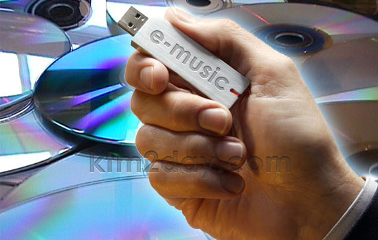 Nepali music now available on pen drives and memory cards