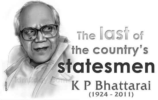 The last of the country's statesmen